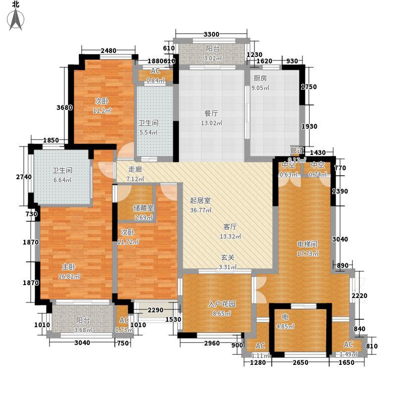 金花公寓600x600户型