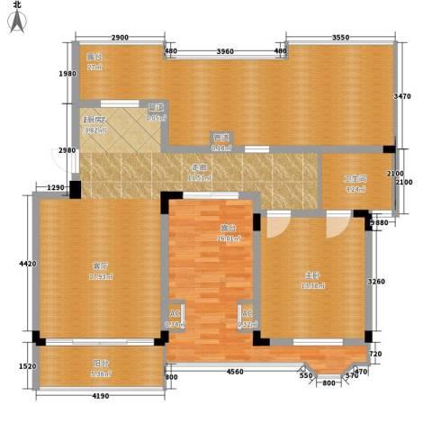 钜和天乐苑1室0厅1卫0厨113.57㎡户型图