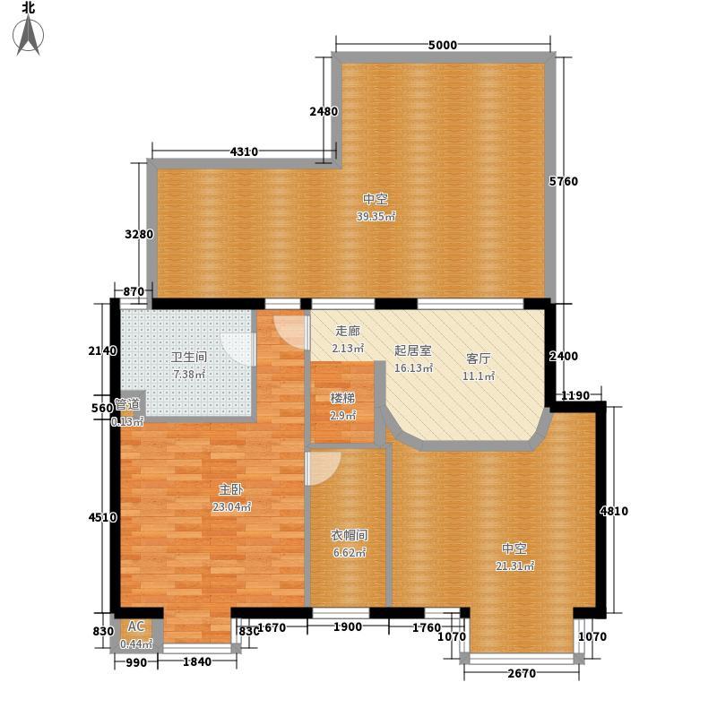 金都杭城219.28㎡11#楼上跃上层H面积21928m户型