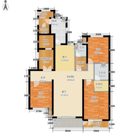 维多利亚时代3室0厅2卫1厨196.00㎡户型图