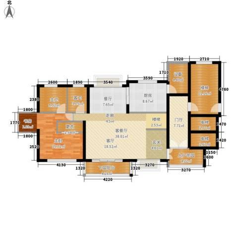 宝业大坂风情1室1厅0卫1厨160.00㎡户型图