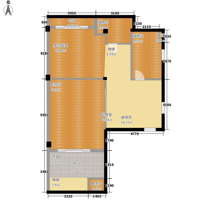 南沙碧桂园豪庭G24型负一户型