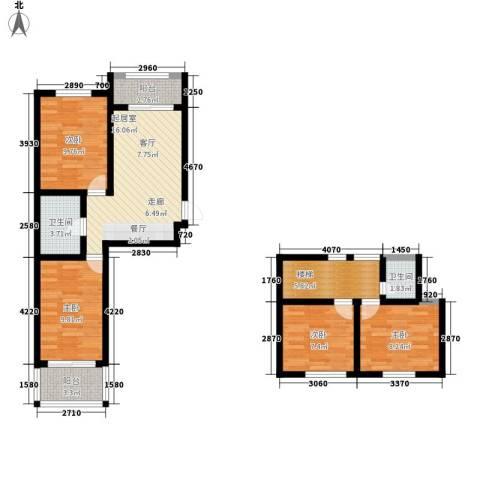 嘉乐园4室0厅2卫0厨82.00㎡户型图