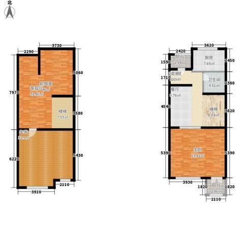 富虹太子城1室0厅1卫1厨215.00㎡户型图