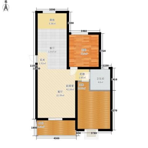 幸福.佳苑2室0厅1卫0厨112.00㎡户型图