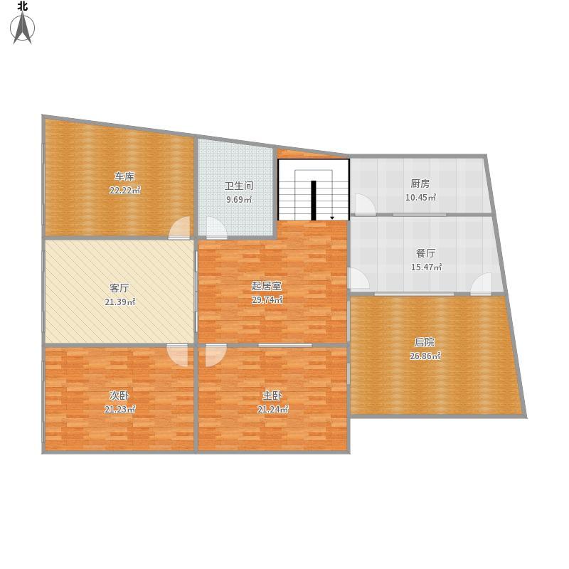 一楼-第四次设计方案