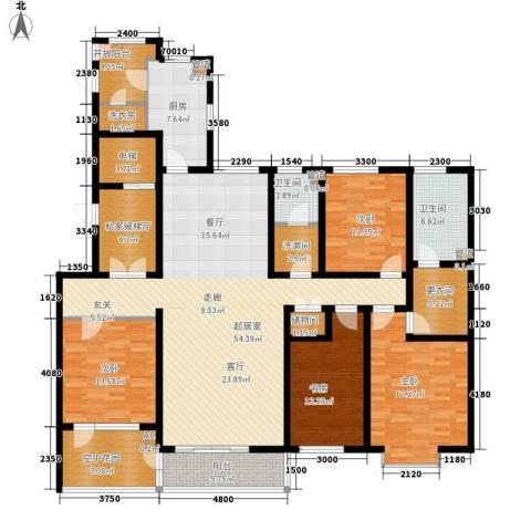 维多利亚时代4室0厅2卫1厨238.00㎡户型图