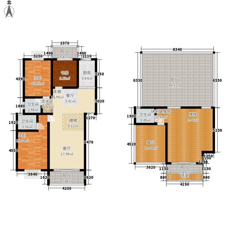 7#C型:4房2厅3卫