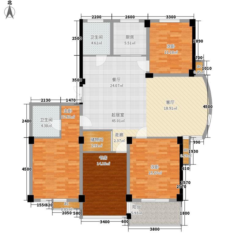 和润公寓户型