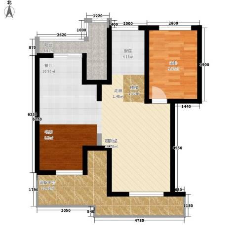 天时嘉园1室0厅0卫0厨95.00㎡户型图