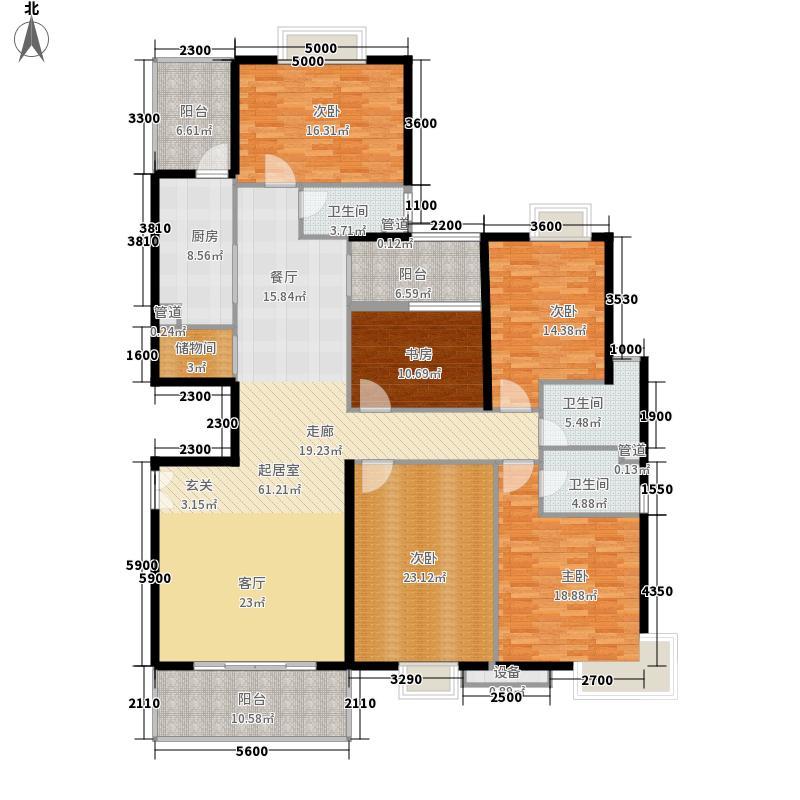 沙面新城蓝城阁228.18㎡沙面新城蓝城阁户型图5室2厅3卫1厨5室2厅3卫1厨户型5室2厅3卫1厨