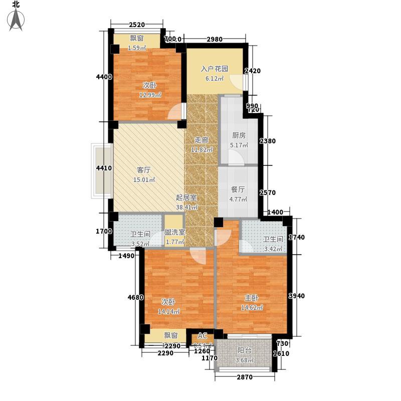 依云香溪3室2厅2卫