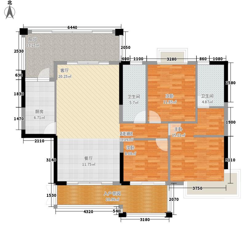 沃华・中环广场135.00㎡沃华・中环广场户型图1、2幢标准层02户型3室2厅2卫1厨户型3室2厅2卫1厨