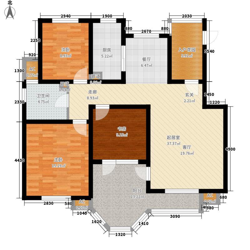 梅里香舍二期117.78㎡梅里香舍二期户型图B户型3室2厅1卫户型3室2厅1卫