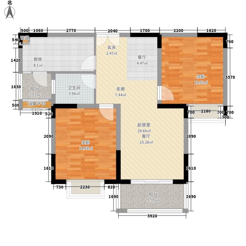 博威香槟小镇89.93㎡博威香槟小镇户型图F5户型2室2厅1卫1厨户型2室2厅1卫1厨
