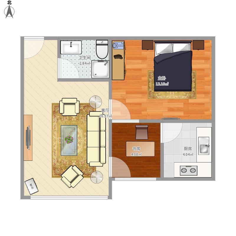 新鸿达公寓B1