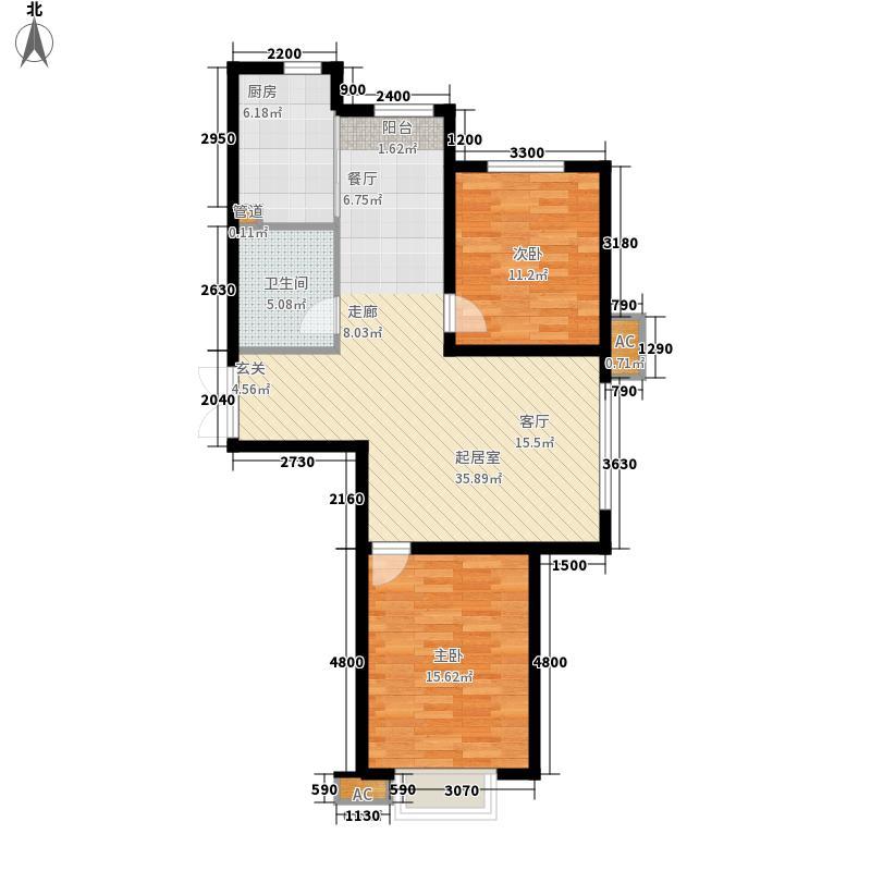 盛华苑盛华苑户型图12室2厅1卫1厨户型2室2厅1卫1厨