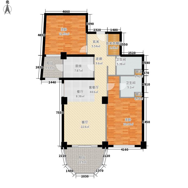 海御19142.98㎡2室2厅1卫