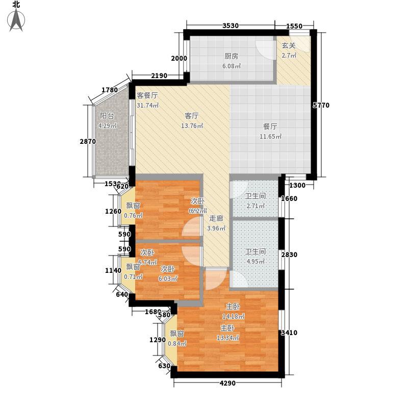 康达尔花园二期康达尔花园二期户型10室