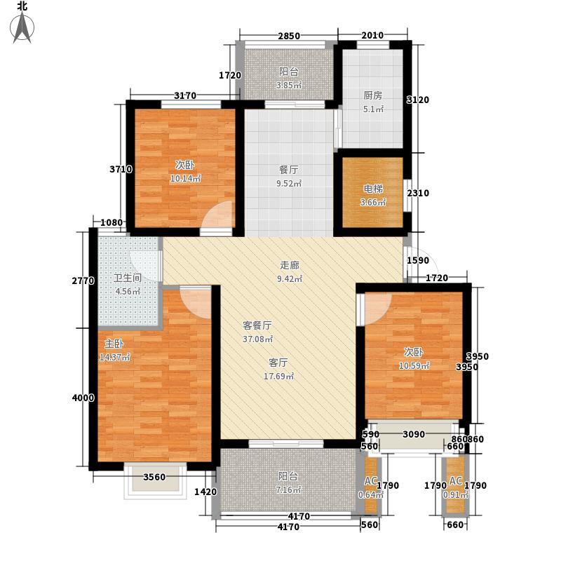 华力小区华力小区户型图21-23室2厅1卫1厨户型3室2厅1卫1厨
