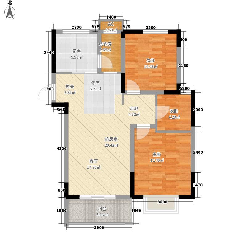 颐园世家 0室 户型图