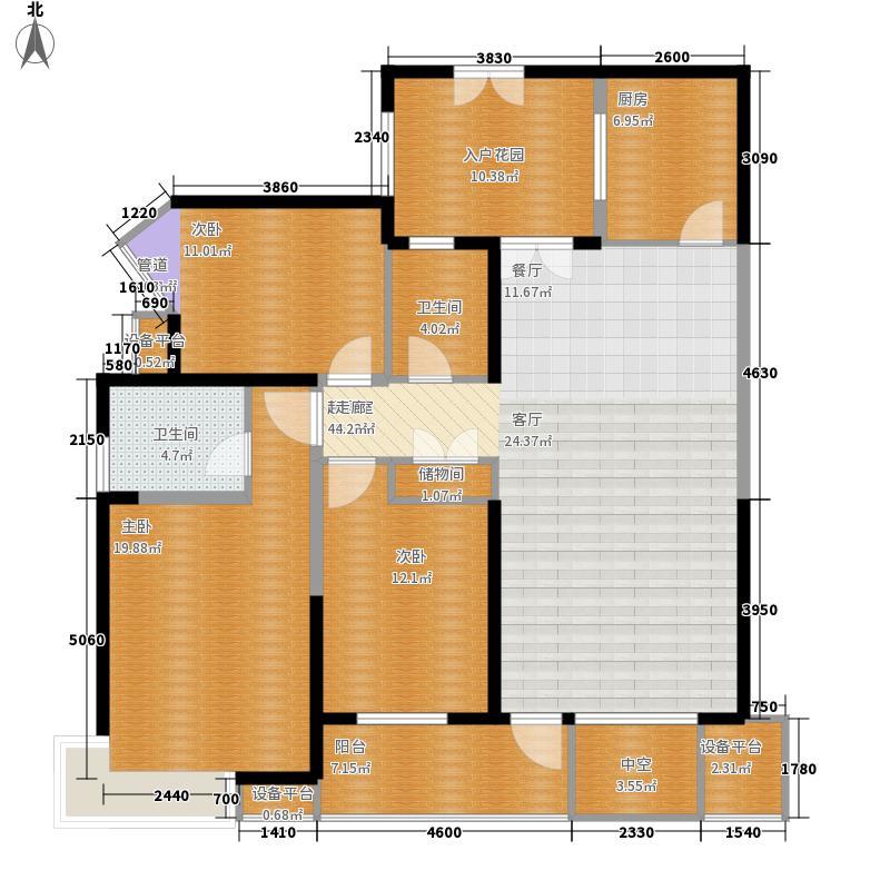 都市公寓都市公寓10室户型10室