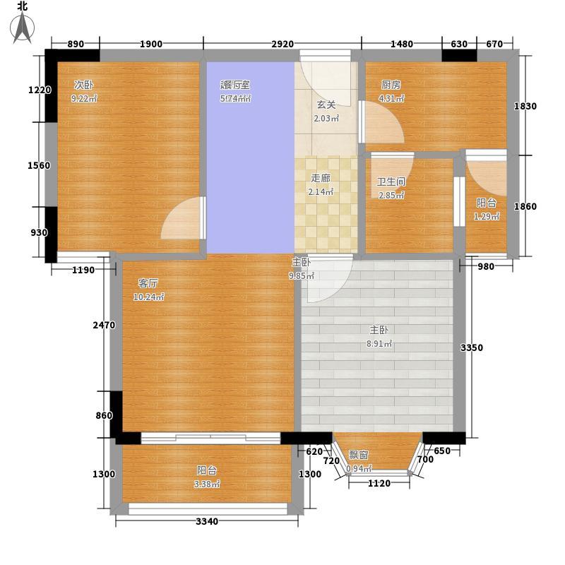 茉莉香居20100724084328户型10室