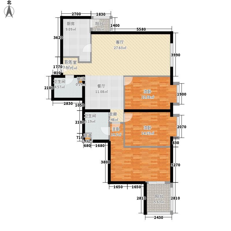 电子城小区131.79㎡电子城小区户型图户型图3室2厅2卫1厨户型3室2厅2卫1厨