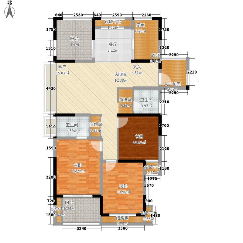 鼎牌五爱人家148.12㎡鼎牌五爱人家户型图户型图3室2厅2卫1厨户型3室2厅2卫1厨