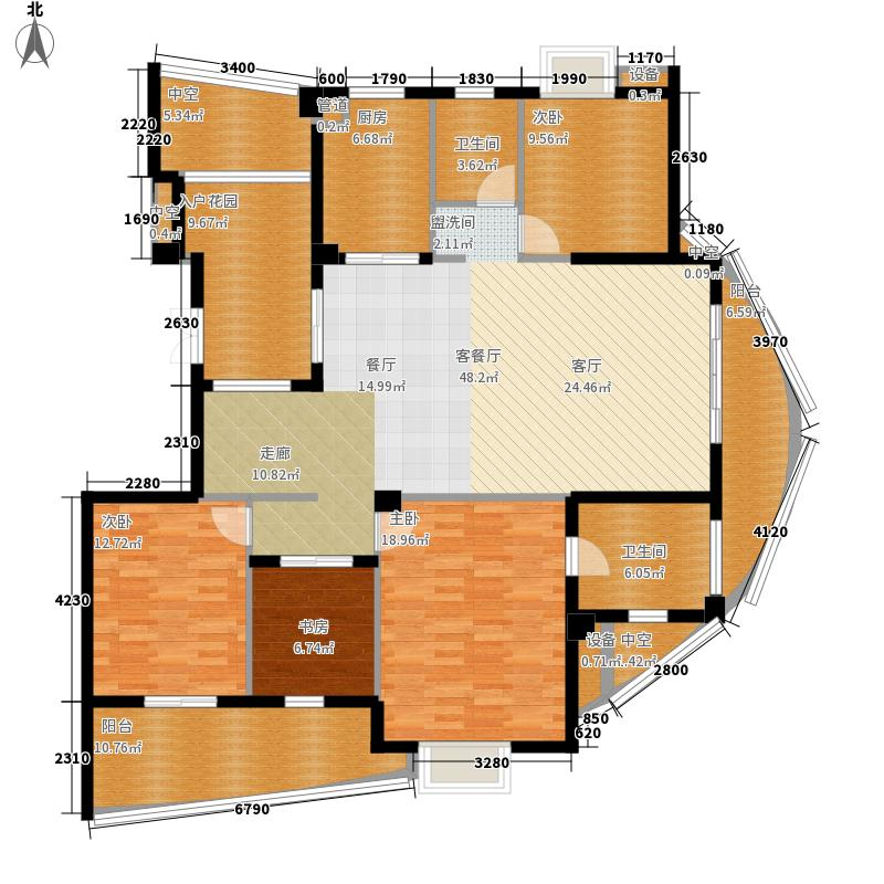 世欧彼岸城世欧彼岸城户型图户型正面K13室2厅2卫1厨户型3室2厅2卫1厨