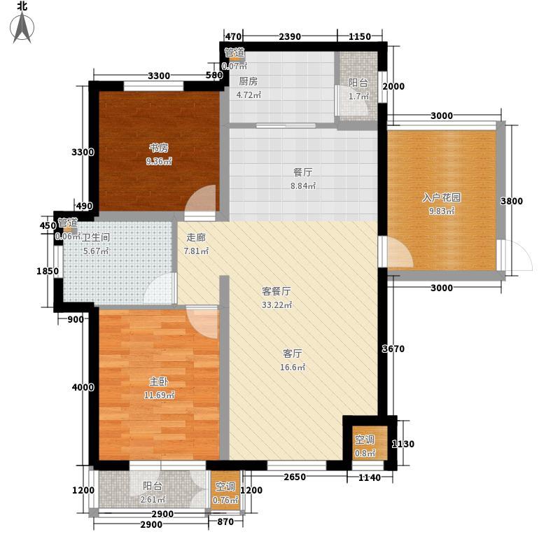 松江城111.00㎡松江城户型图(4/7张)户型10室