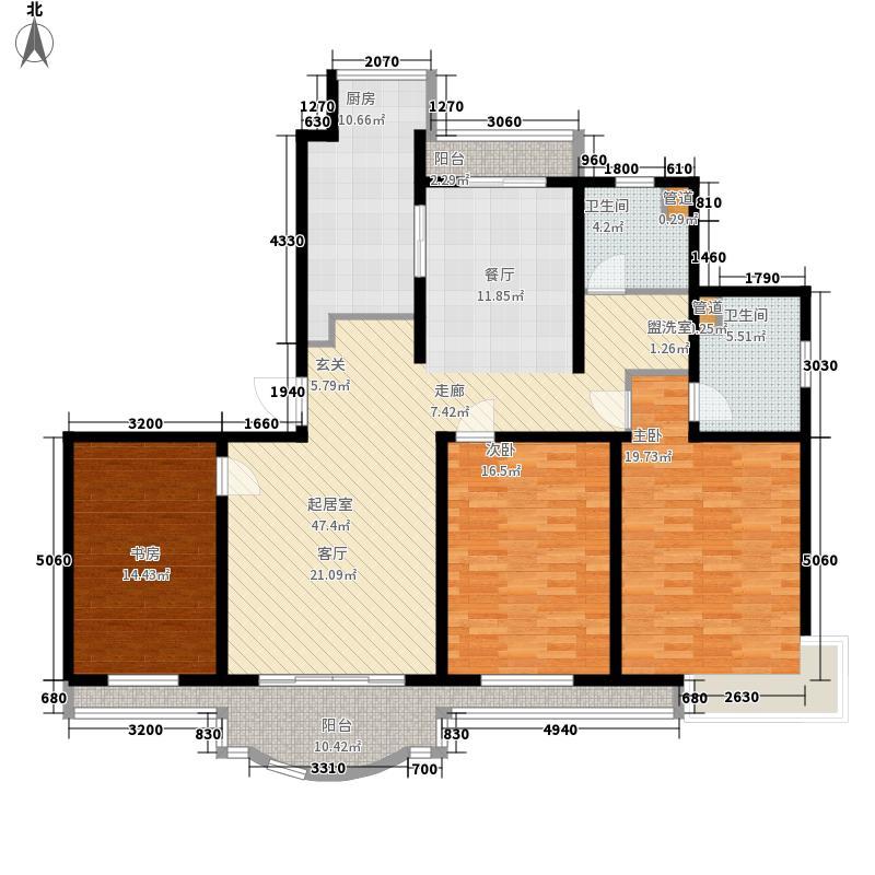 龙阳花苑三期155.00㎡龙阳花苑三期155.00㎡3室2厅1卫1厨户型3室2厅1卫1厨