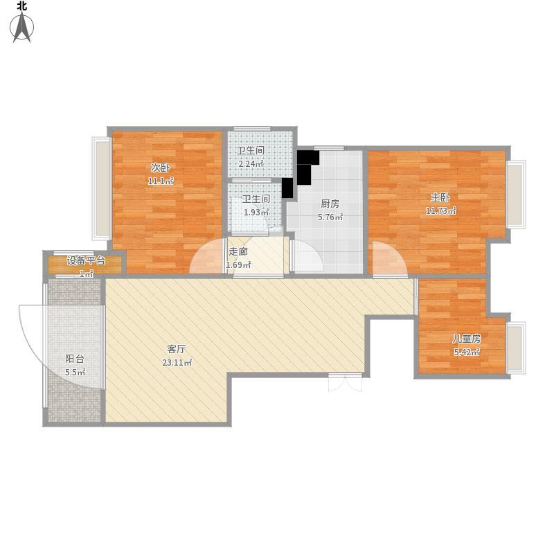 我的设计      锦绣天下四号楼三单元802