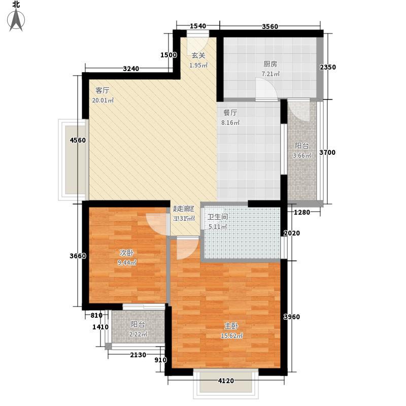 嘉多利花园深圳嘉多利花园户型图4户型10室