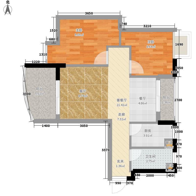 瑞海豪庭140.00㎡瑞海豪庭4室户型4室