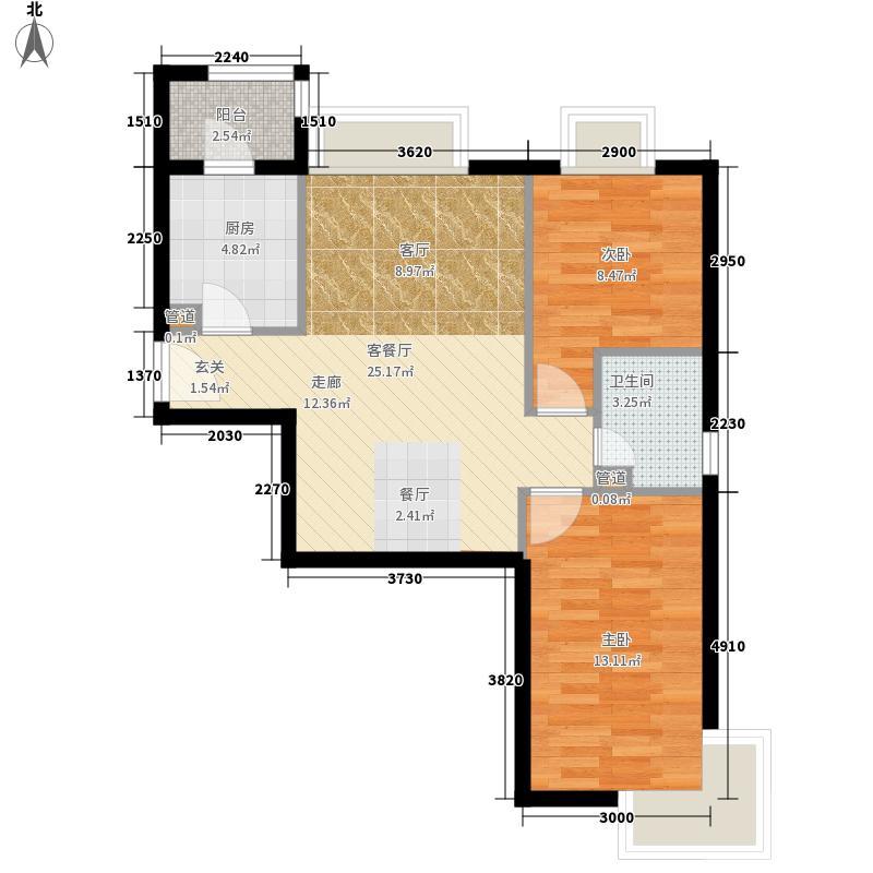 5号楼C3-1a、C2-4户型