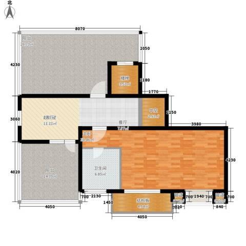 万源城乐斯生活会馆1室0厅1卫0厨247.00㎡户型图