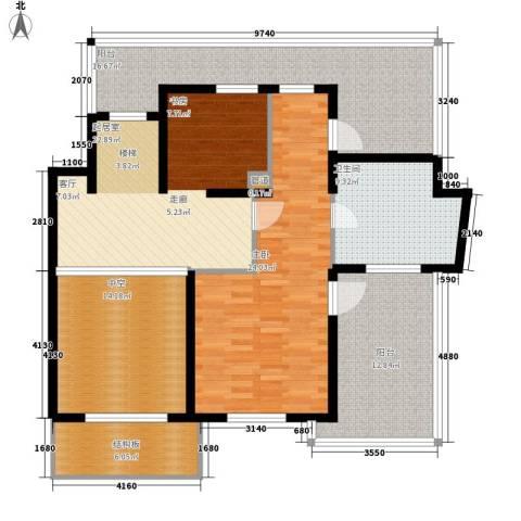 万源城乐斯生活会馆1室0厅1卫0厨243.00㎡户型图