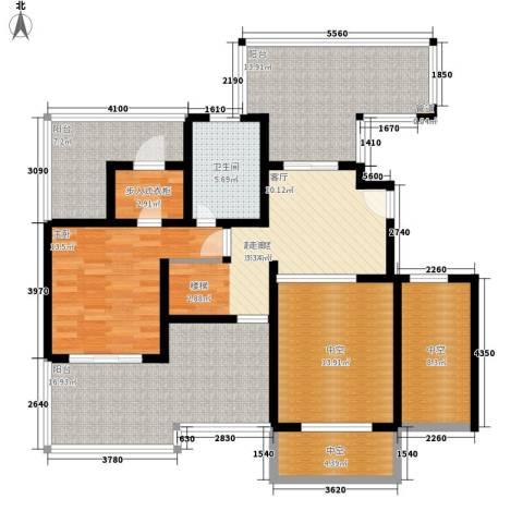 万源城乐斯生活会馆1室0厅1卫0厨240.00㎡户型图
