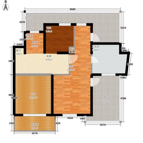 万源城乐斯生活会馆1室0厅1卫0厨239.00㎡户型图