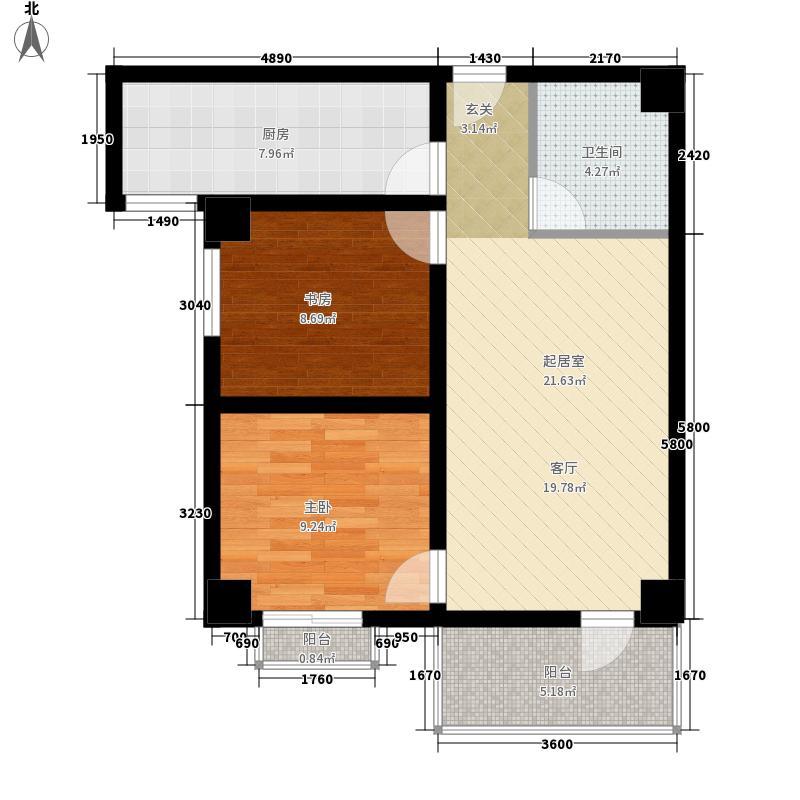 兰州国资物业第二家园85.00㎡2室