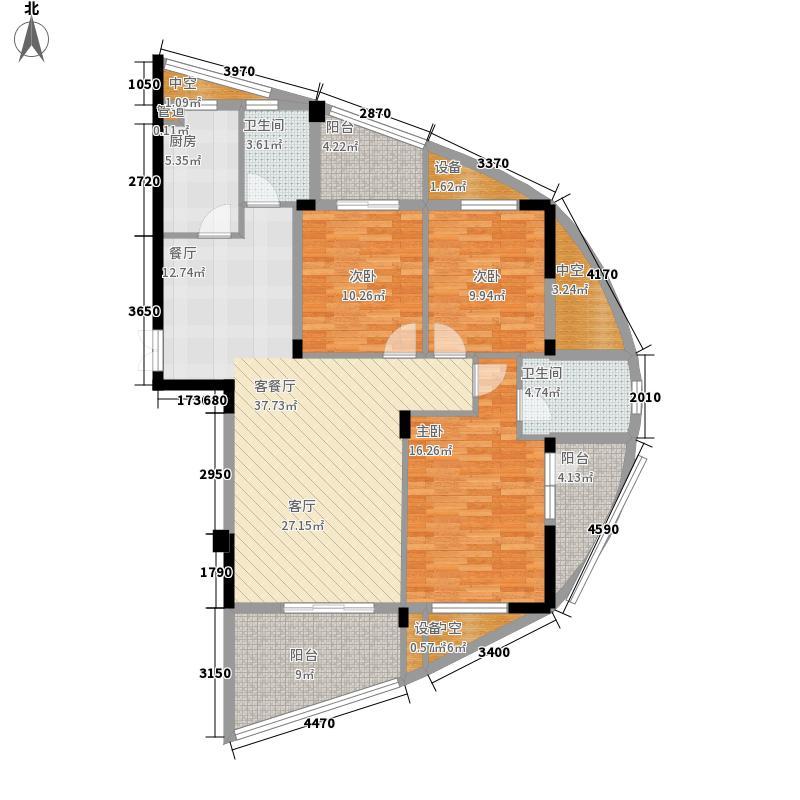 世欧彼岸城世欧彼岸城户型图户型正面A2#H43室2厅1卫1厨户型3室2厅1卫1厨