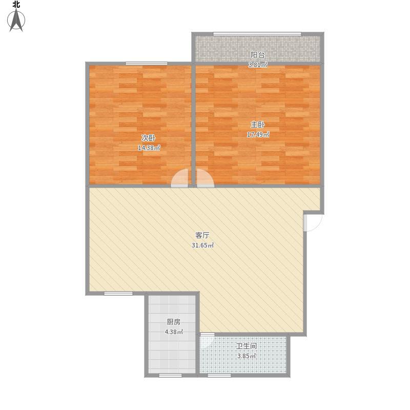 茗馨花园-A6-3-101