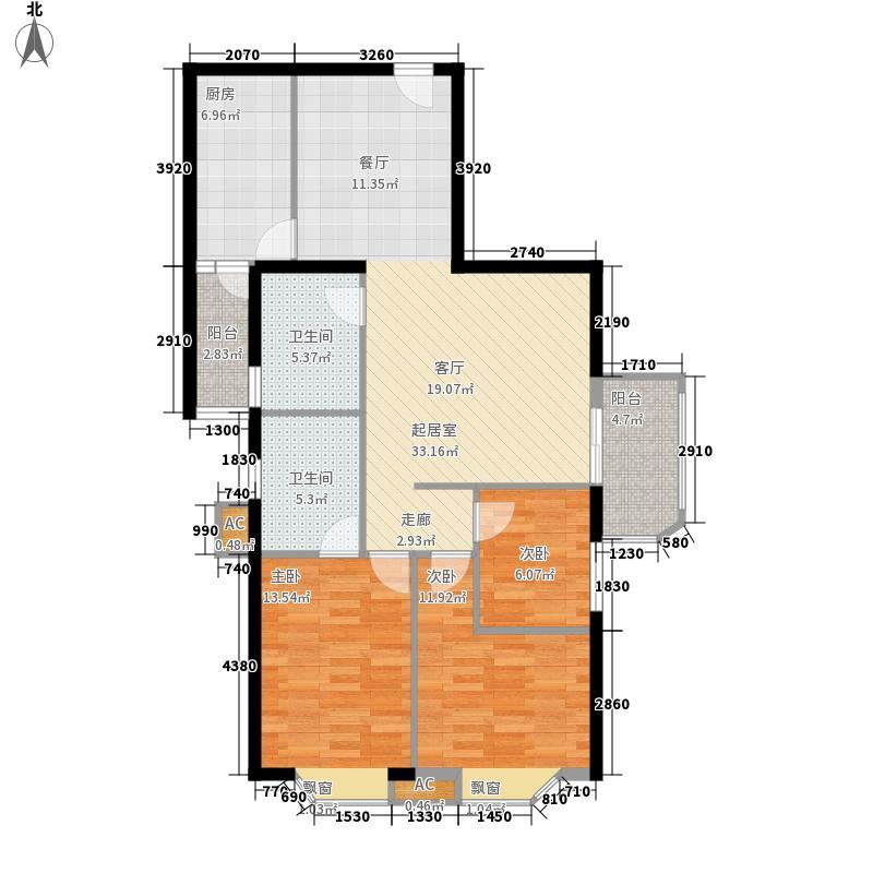 山海华庭深圳山海华庭户型图6户型10室