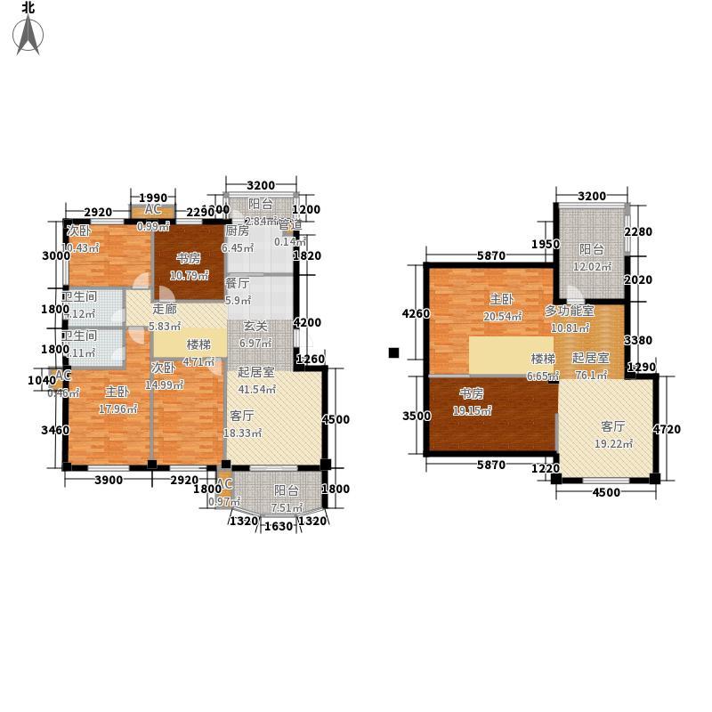 剑桥公馆137.78㎡一期1号楼C户型