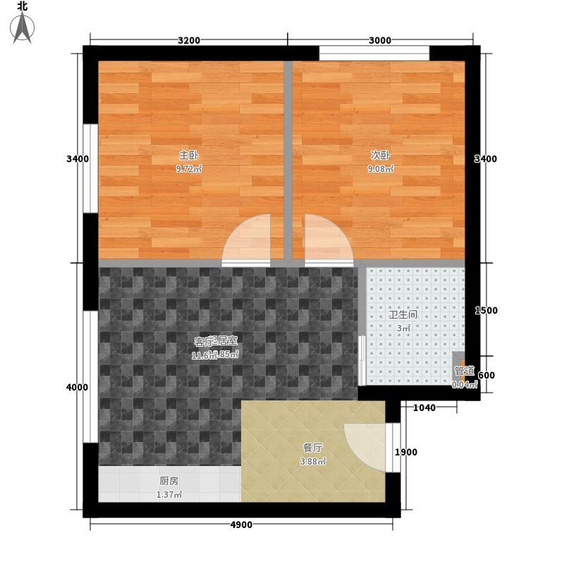 朝中小区10室