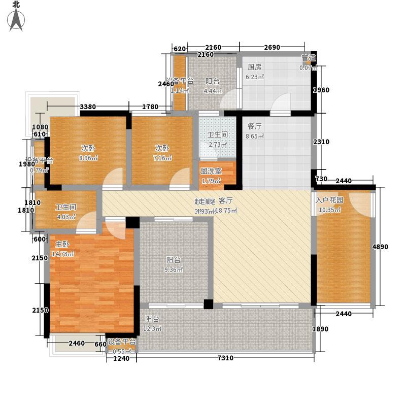 优取舍135.00㎡优取舍户型图户型图4室2厅2卫1厨户型4室2厅2卫1厨