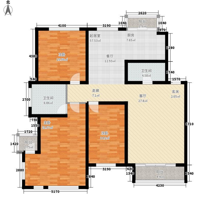 鸿博锦绣花园鸿博锦绣花园3室2厅2卫1厨户型3室2厅2卫1厨