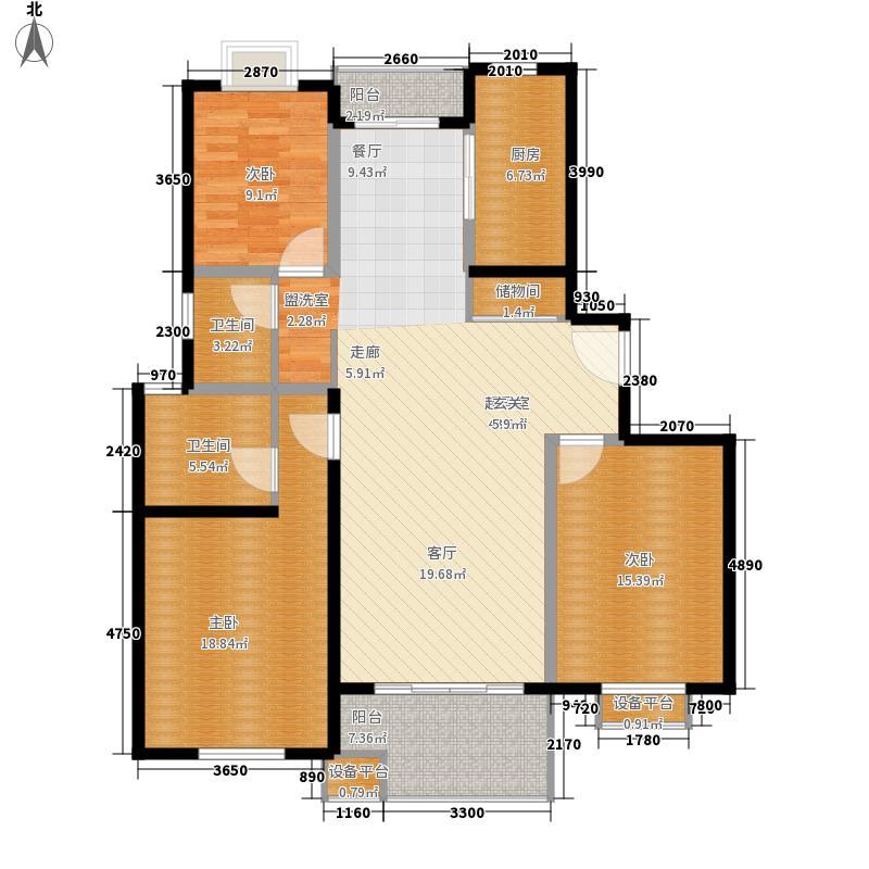 奉贤南桥20万方住宅项目奉贤南桥20万方住宅项目户型图6户型10室
