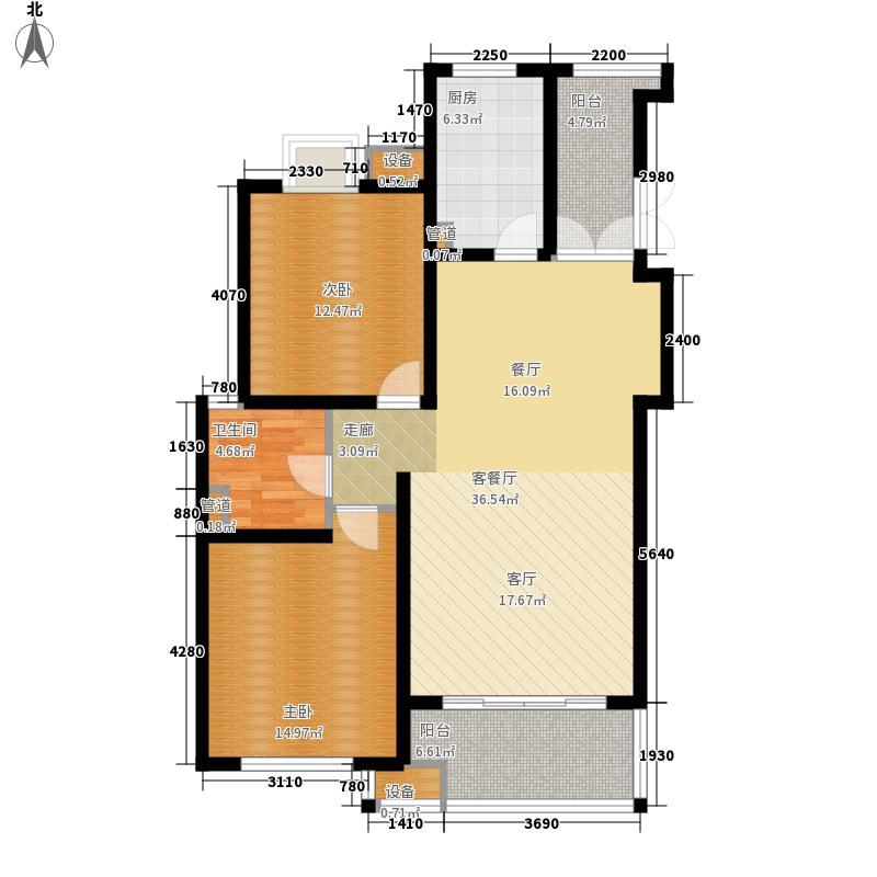 涵碧景苑涵碧景苑户型图A户型2室2厅1卫1厨户型2室2厅1卫1厨